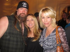 Zakk Wyldes Birthday Party With His Gorgeous Wife Barbaranne And Sloan