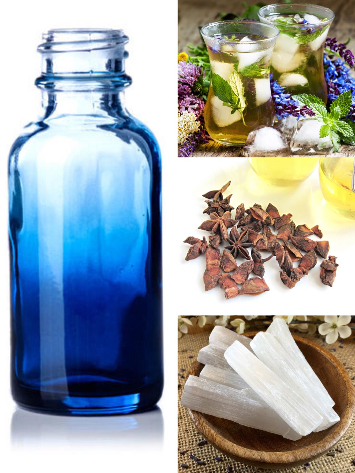 Selenite Oil