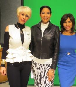 Fox News Studio 11Sloan Christine Divine & Laura Diaz