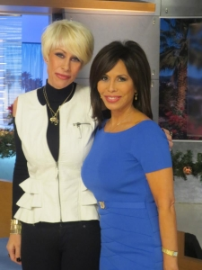 Fox News Studio 11 Sloan & Laura Diaz